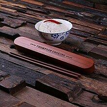 NTLux EssStäbchen Chopsticks mit Personalisierte