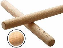 Nudelholz aus Holz, Küchenutensilien Werkzeuge