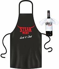 Nützliches Grill & Chill Steak Menü Geschenke