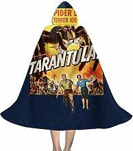 NUJIFGYTCRD Tarantula 1955 Filmposter Unisex