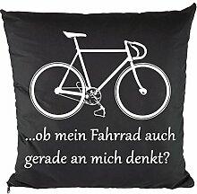 Nukular Kissen inkl. Füllung (Fahrrad Denkt.)