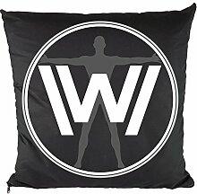 Nukular Kissen inkl. Füllung (Westworld) - 37cm x