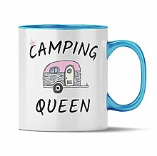 Nukular Tasse Camping Queen Toller Becher für