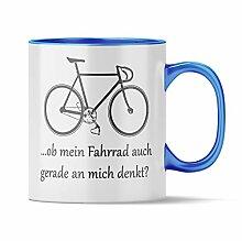 Nukular Tasse Ob Mein Fahrrad auch gerade an Mich