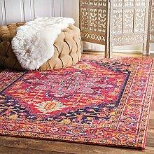 nuLOOM Persischer Vonda Läufer Teppich