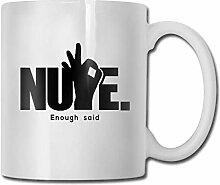 Nupe-Kappa-Alpha-Psi-und-Ok-Hand-Geste 330ml Tasse