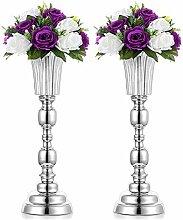 Nuptio 2 Stücke 48.3cm Höhe Metall Hochzeit