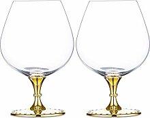 Nuptio Exquisite Brandy & Cognac-Kristallgläser