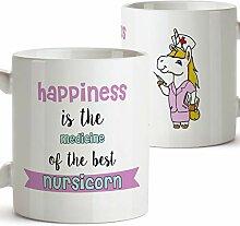 Nursicorn Becher / Tasse (auf Englisch) - Original