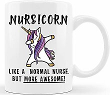 Nursicorn Lustige Krankenschwester-Geschenkidee