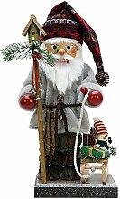 Nussknacker Nussknacker Weihnachtsmann mit