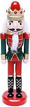 Nussknacker Puppe Soldat Form Puppe Ornament