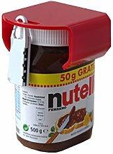 Nutella lock chocosafe® Nutella Schloss rot, mit