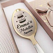 Nutella Löffel - Nutella Spoon - lustige