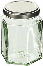 Nutley 's sechseckiges Einmachglas mit