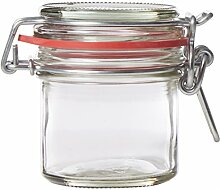 Nutley's - Vorratsglas mit Verschlussbügel,