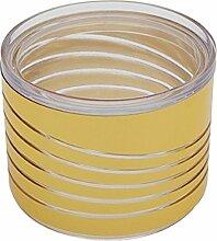 Nuts 2000.030 Swing Vorratsbehälter S, 0,5 L, gold