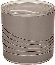 Nuts 2001.020 Swing Vorratsbehälter M Edelstahl-Look, 1,0 L