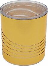 Nuts 2003.030 Swing Vorratsbehälter XL, 2,0 L, gold