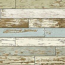 NuWallpaper nu2188Old Salem Vintage Holz