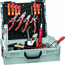 NWS 327-23 Elektriker-Werkzeugkoffer Sortimo