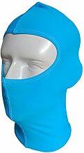 NXL Badekappen Sonnenschutz Bademütze Tauchkappe 2PCS Farbe Optional,Blue2
