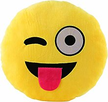 ny-emoji Überwurf Kissen