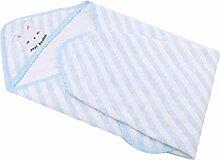 NYAOLE Babydecke aus Baumwolle für Neugeborene,