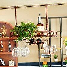 NYDZDM Wine Rack Weinflaschenhalter zur