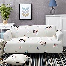 NYFR STORE DW&HX Volle Deckung sofabezug dehnen, 1