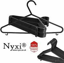 Nyxi Kleiderbügel für Erwachsene, Kunststoff,