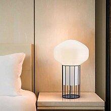 NZDY Halterung Leuchttischlampe Schlafzimmer
