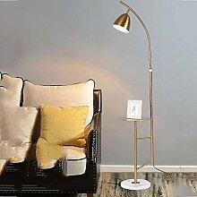 NZDY Metall Stehlampe Moderne Stehlampe Mit