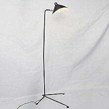 NZDY Stativ Stehlampe Nordic Iron Art Einzelkopf