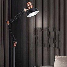 NZDY Stehlampe Stehlampe Europäische Art Metall