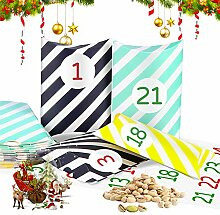 O-Kinee Adventskalender zum Befüllen, 24 STK