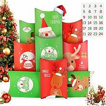 O-Kinee Geschenkbox Weihnachten, Geschenkboxen