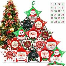 O-Kinee Geschenkboxen Weihnachten, Geschenkbox