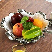 O&YQ Haushaltsschalen Obstkorb Kreative Obstteller