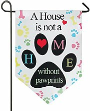 Oarencol A House is Not Home Without Pawprints