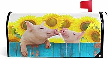 Oarencol Lustiges Tierschweinchen zum Aufhängen