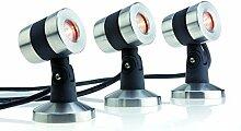 OASE 50508 LunAqua Maxi LED Set 3 |
