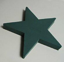 Oasis® Bioline Stern Grün mit Naturholzboden