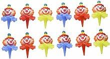 Oasis Supply Birthday 3D Clown Head Decorating