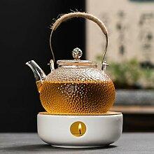 OB Stövchen Teekanne Basis Porzellan Heizung