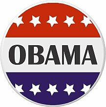 Obama rot weiß blau Sterne Flaschenöffner