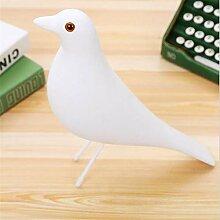 obbrt Farbeharz großer Vogel decorationd