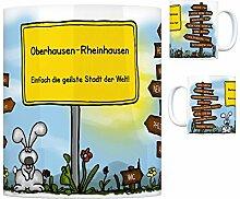 Oberhausen-Rheinhausen - Einfach die geilste Stadt