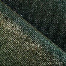 Oberon 'Holly Uni': Green Velvet Polstermöbel Sofa Kissen Flammschutzmittel Stoff Material aus loome Stoffe, Oberon 'Holly Plain' : Green, 10 x 14 cm sample