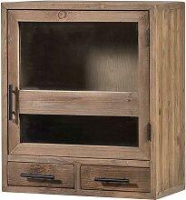 Oberschrank Küche eine Tür zwei Schubladen